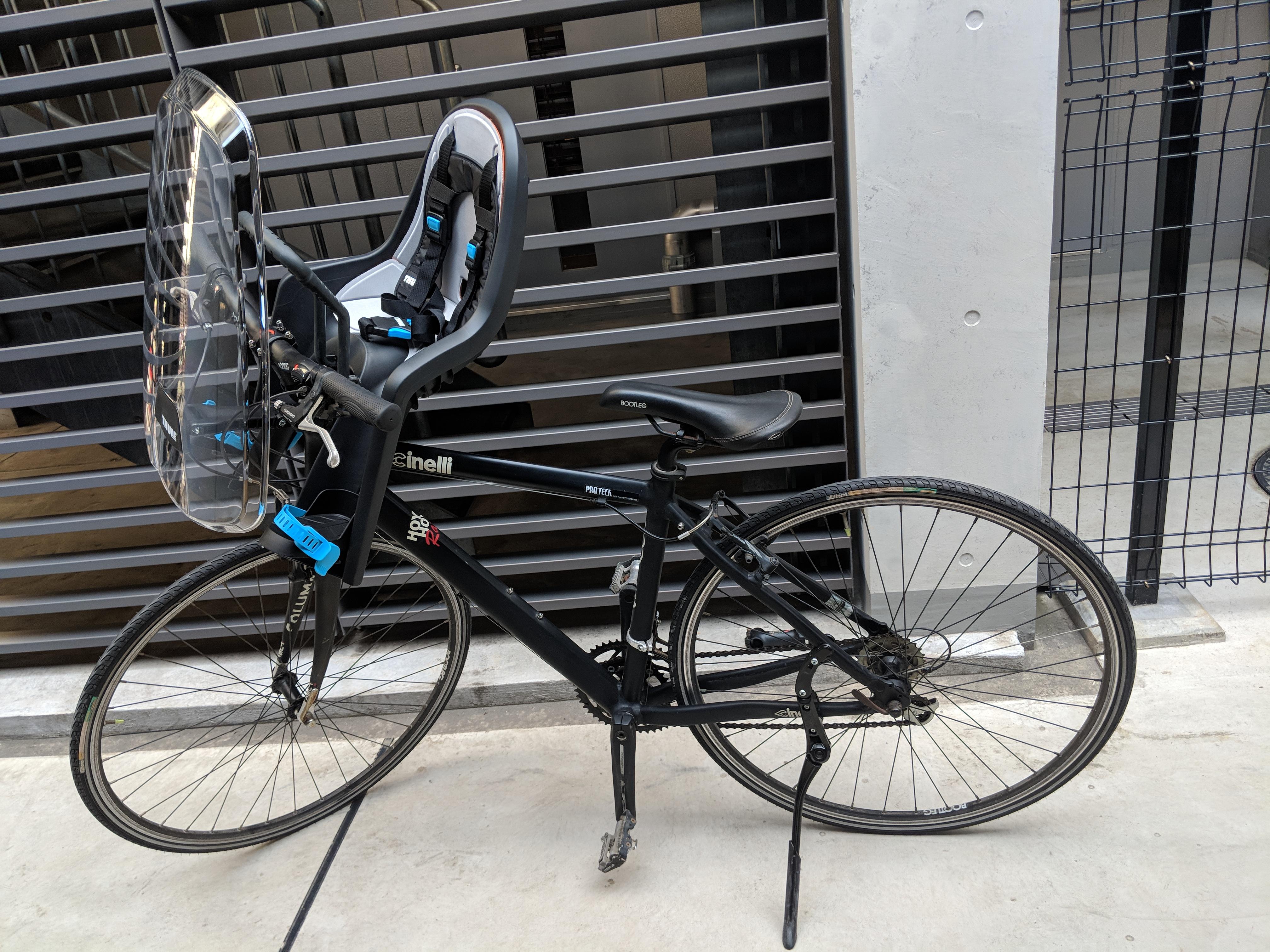 自転車盗難事件!?