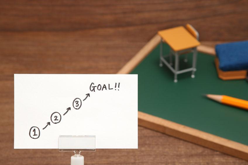 目標を立てられない人の4つの特徴