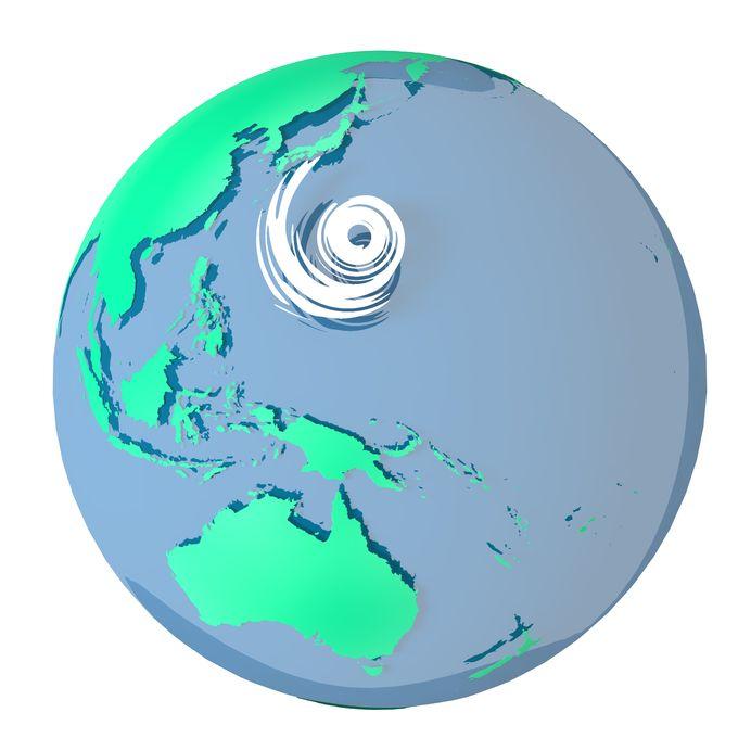 台風の最中で、どんな視点を持つか